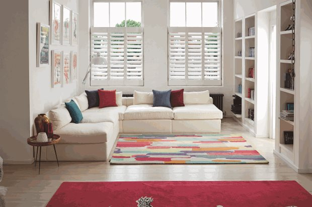 Why shutters are an inexpensive route to a high end look