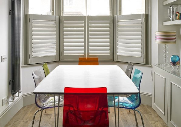 Shutters are an inexpensive route to a high-end look - The Shutter Store